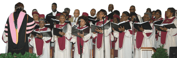 Bethel Baptist Church Sanctuary Choir