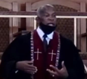 Rev. Dr. Timothy Stewart